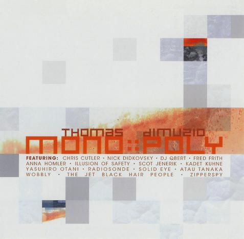 Thomas Dimuzio - Sone Songs
