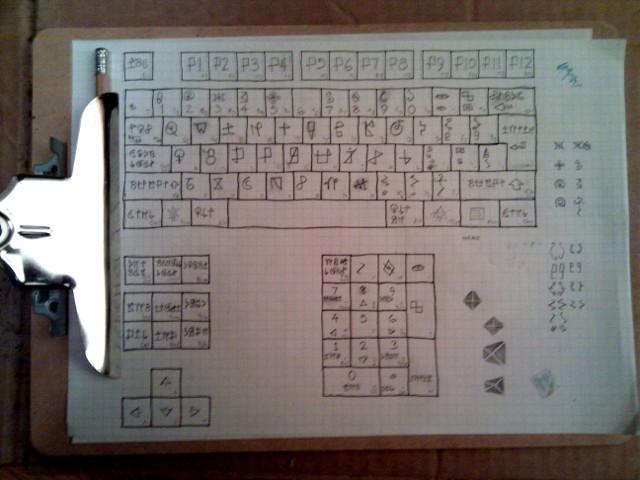 Making A Unique Keyboard